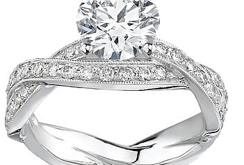 Engagement Rings on Our Collection Of Diamond Engagement Rings Are Set In Platinum