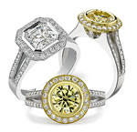 Novori Designer Engagement Rings