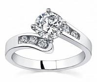 Sidestone Rings