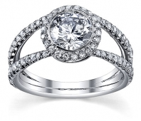 Luseen diamond engagement rings