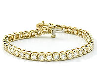 diamond tennis bracelets