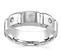 MEN DIAMOND BAND