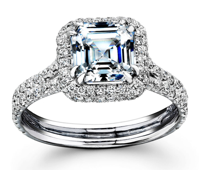 diana tiara diamond engagement rings