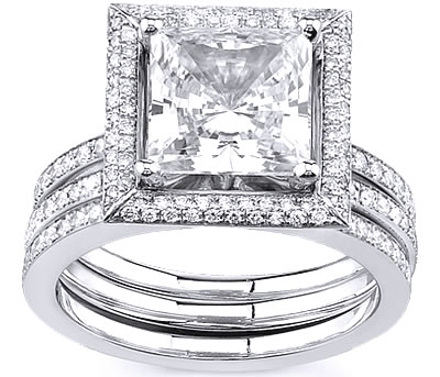 diamond engagement ring - Affordable Diamond Wedding Rings