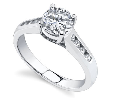Trellis Engagement Rings