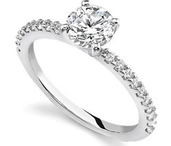 solitaire or review diamond rings engagement platinum double cartier in prong round bad good cost setting reviews
